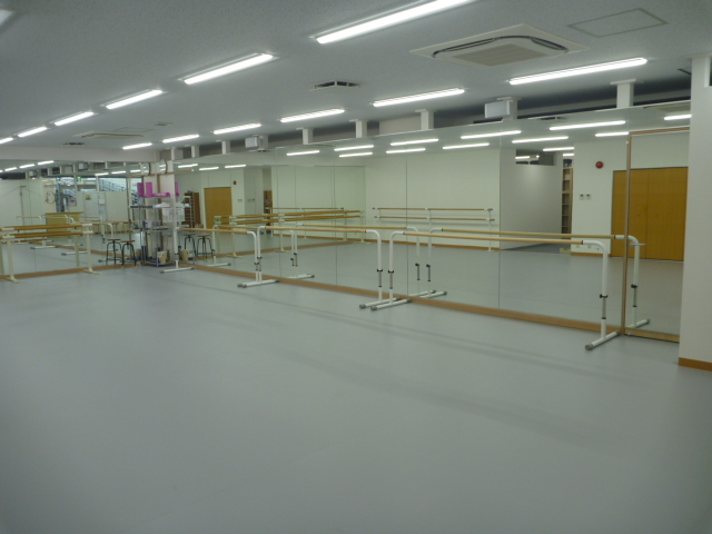相羽源氏・理佐クラシックバレエスクール G studio